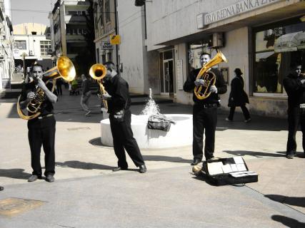 Die Kroatischen Stadtmusikanten