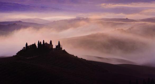 Magisches Val d'Orccia