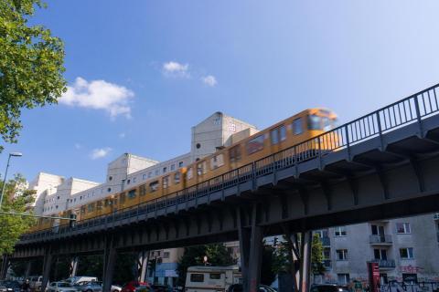 U-Bahn Kottbusser Tor