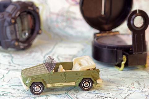 Stillleben mit Volkswagen