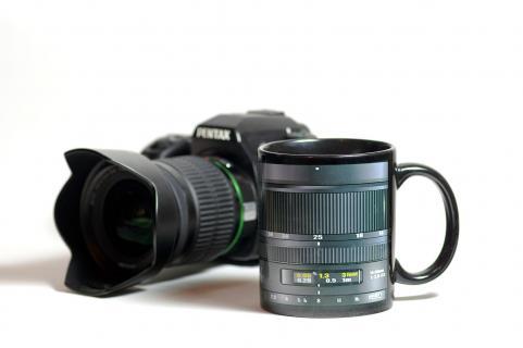 Fotografenstillleben