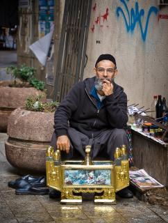 Schuhputzer_in_Istanbul
