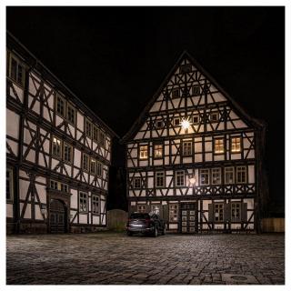 Altstadt bei Nacht