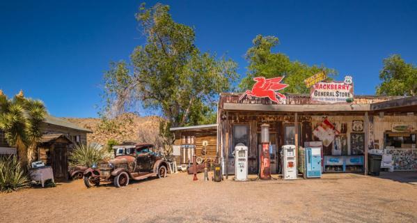 Nostalgie an der Route 66