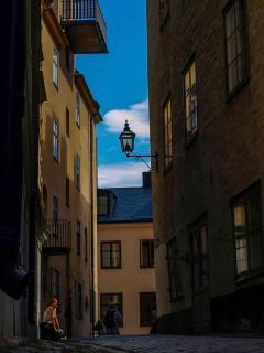 Stockholm Gasse