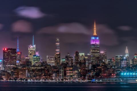 Manhattan@Night
