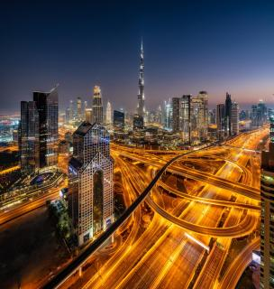 Dubai Citylights