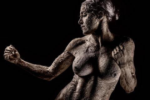 stone nude