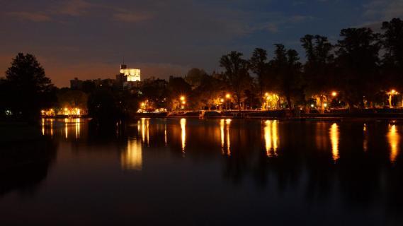 Windsor by night