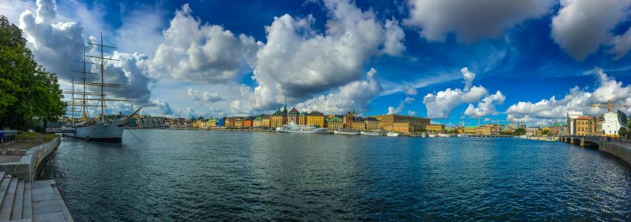 Stockholm as its best