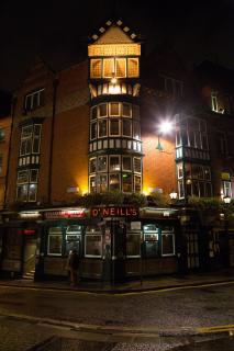 Dublin bei Nacht 2