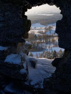 Landschaft der nördlichen Oberpfalz