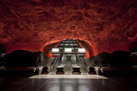 Stockholm Tunnelbana III