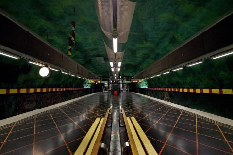 Stockholm Tunnelbana IV