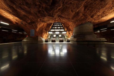 Stockholm Tunnelbana V