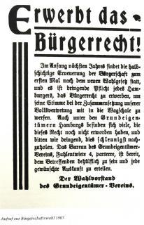 DAS BÜRGERRECHT