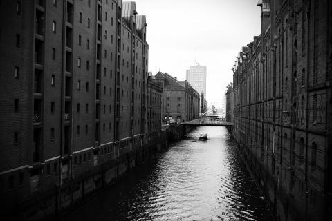 Hansestadt Hamburg - Die Speicherstadt