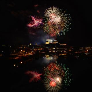 Feuerwerk Kufstein