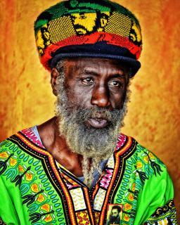 Reggae Musiker