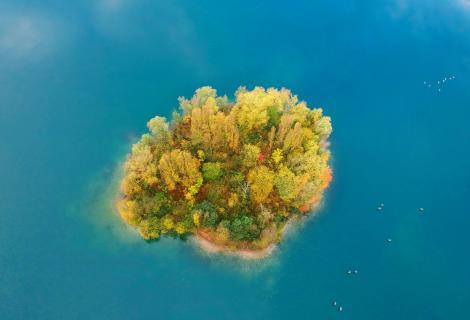 Herbstinsel