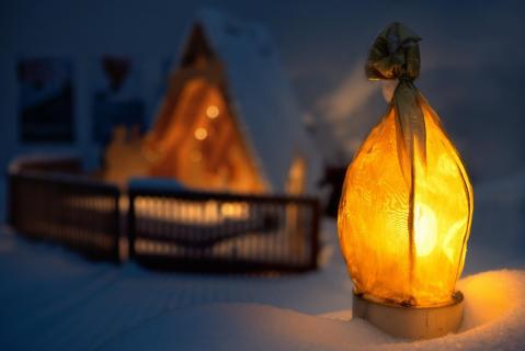 Advents-Licht