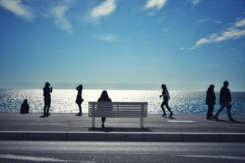 Tag am Meer