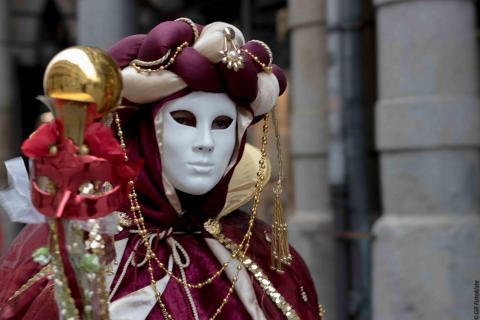 Maskenzauber an der Alster 2017
