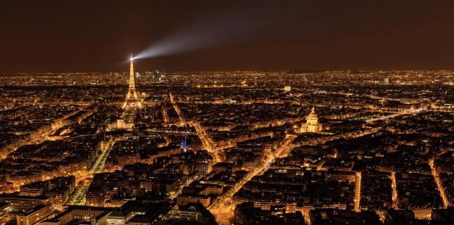 Paris: Vom Tour de Montparnasse