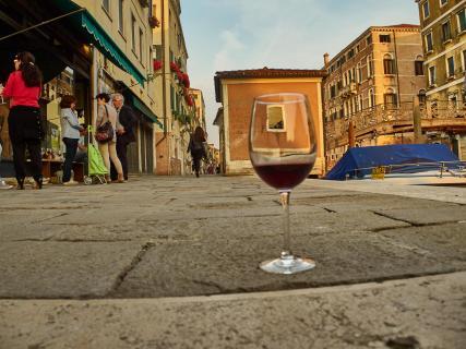 Venedig - Tagesausklang