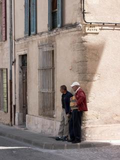Die Beobachter von der Rue petite