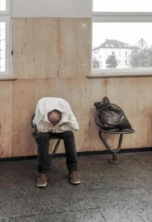 Ein-Mann-Schlafkabine