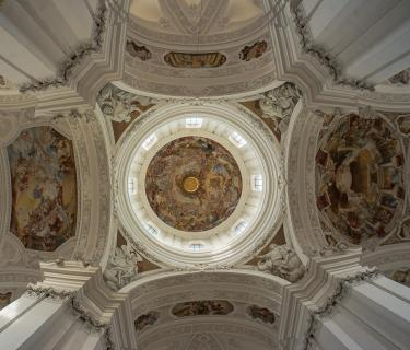 Barocke Kuppel