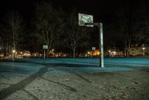 Nachts spielt hier keiner