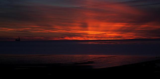 Sonnenuntergang 1000