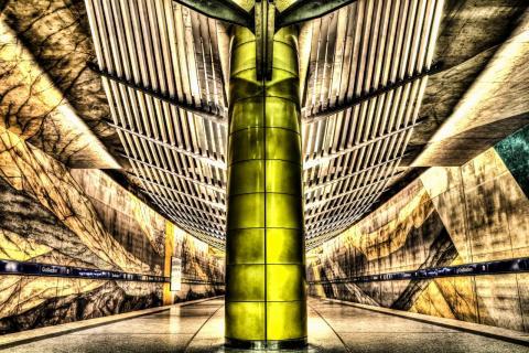 Ubahnstation Großhadern