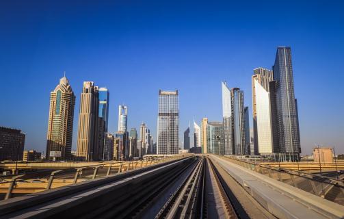 Dubai Rail