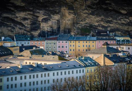 Berghäuser Salzburg