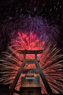 Feuerwerk & Zeche