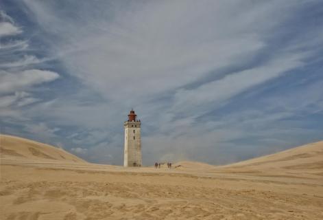 01 Dänemark Sandsturm