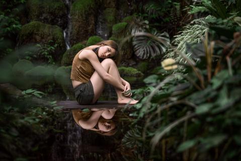 Break in the Jungle