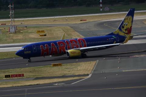 Haribo Flugzeug 3