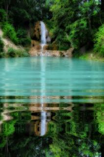 Wasserfall I.