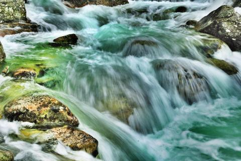 Wasserfall II.
