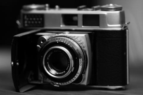 Analog Kamera Kodak Retina 1B