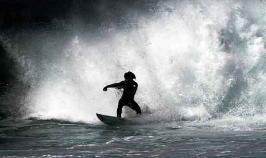 surf fast, live slow