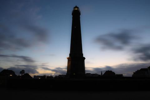 Leuchtturm von Borkum