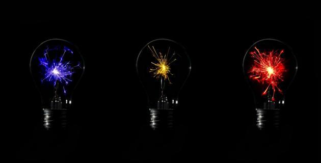 Sparkeling Bulb