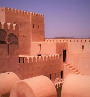 Architektur zu Aladins Zeiten