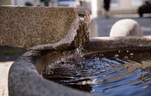 Erding Brunnen