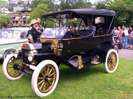 Ein Ford Model T